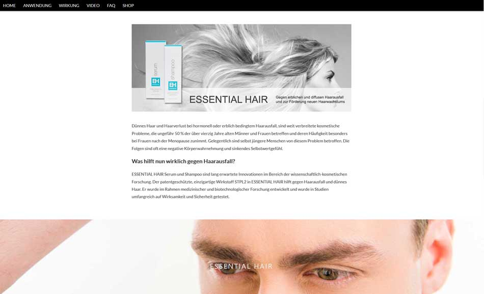 Essential Hair